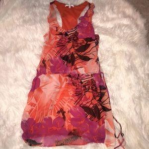 Hawaiian/tropical Collective Concepts dress